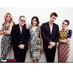 Actors Adrianne Palicki, Clark Gregg, Chloe Bennet, Luke Mitchell and. Le Shield, Shield Cast, Luke Mitchell, Elizabeth Henstridge, Chloe Bennett, Clark Gregg, Fitz And Simmons, Marvels Agents Of Shield, Celebs