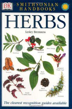 Smithsonian Handbooks: Herbs: Lesley Bremness, Neil Fletcher, Matthew Ward: 9780789493910: Amazon.com: Books