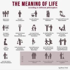 values, the meaning of life