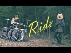 """Last time Imagine Doggos, this time on tour as """"Twenty One Doggos"""", presenting you their fresh new bork cover """"Ride"""". they may hired a special pupper called . Anime Wolf, Twenty One, The Twenties, Funny Animals, Tours, In This Moment, Dog, Pets"""