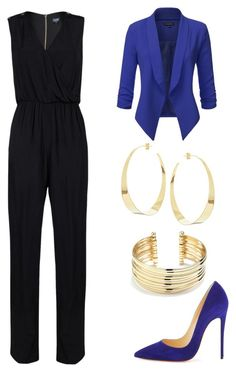 """Work Office"" by mitchieanne21 on Polyvore featuring Armani Jeans, Belk Silverworks, Lana and Christian Louboutin"