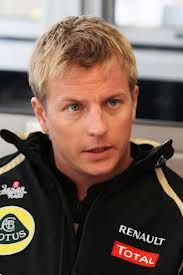 Kimi-Matias Räikkönen is a Finnish racing driver. After nine seasons racing in Formula One, in which he won the 2007 Formula One World Drivers' Championship, he competed in the World Rally Championship in 2010 and 2011. In 2012, he returned to Formula One, driving for Lotus and continues to drive for Lotus in 2013. On September 11, 2013, Ferrari announced that Räikkönen will race for them in 2014 and 2015.