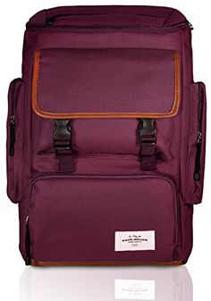383519b6a7 Basico Hiking Casual Daypack Backpack MT6060 Burgundy     Want additional  info  Click on the image.