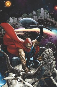 Unworthy Thor #3 Variant