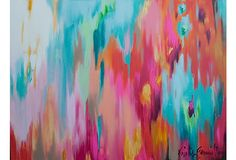 Gammill, Multicolor Abstract