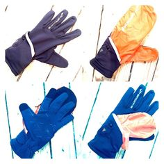 ⚡️NWOT⚡️Brooks Adapt Running Gloves w/LED Never worn! Mint condition. Unisex Size Small Pic 1 shows the various ways to 'wear' - pic 4 describes all the fun & functional features!! trades Brooks Accessories Gloves & Mittens
