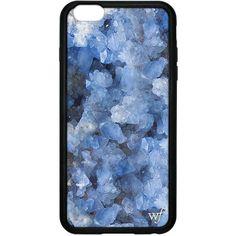 Crystal Blue iPhone 6 Plus 6s Plus Case ( 37) ❤ liked on Polyvore 17dfab89c68c2