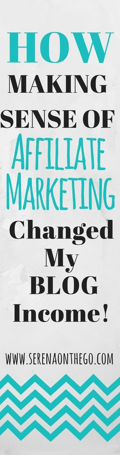 Make a full time income blogging from affiliate marketing