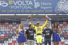 As Fotos da Volta a Portugal - 2ª etapa