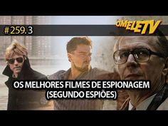 Os melhores filmes de espionagem (segundo espiões)   OmeleTV #259.3