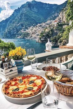 Amalfi Coast Tours in south of Italy by locals. Discover the Amalfi Coast with us by visiting places like Amalfi, Ravello, Capri, Positano. Beautiful Places To Travel, Beautiful Hotels, Wonderful Places, Romantic Travel, The Places Youll Go, Places To Go, Best Honeymoon Spots, Villa, Voyage Europe