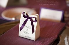 #handmade #wedding #invitations #ribbons #table favors #melissa musgrove photography