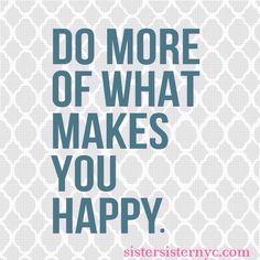 Do more for you