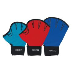 4eaaf2a7fc0 BECO Full Neoprene Gloves Learn To Swim