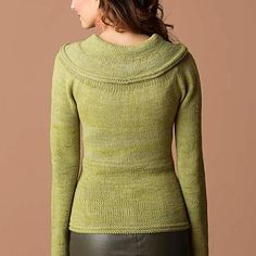 Dreamy - a top down pullover with beautiful yoke shaping. http://ift.tt/1NKcQZQ