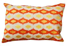 Ikat designs are so cool.