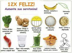 TWELVE WAYS to boost happy! greens boost energy, for brain nutrition, releases happy hormones, boosts serotonin,. Healthy Mind, Get Healthy, Healthy Habits, Healthy Recipes, Happy Healthy, Healthy Weight, Drink Recipes, Health And Nutrition, Health Tips