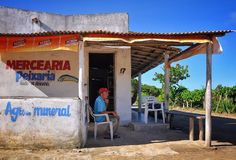 Grocery and fish shop | Bahia . BRA | 2015 | www.ericadezonne.com