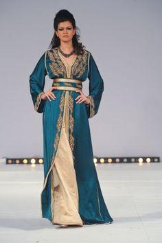 Amina Boussayri op Fashion Days Marokko 2012 | foto's