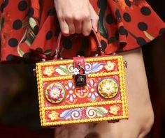 Dolce&Gabbana Spring 2015 Bags