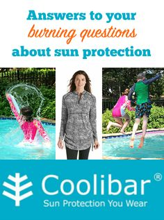Learn how to protect your family from the sun