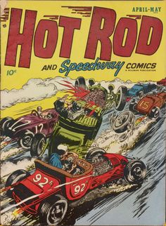 hot rods pulp - Google Search