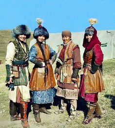 Turanic women