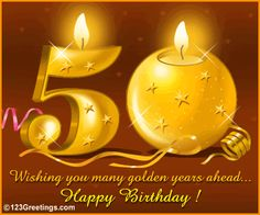 40 wishes happy birthday wishes sayings. Happy birthday wishes WishesGreeting 50th Birthday Messages, Happy 50th Birthday Wishes, 50th Birthday Quotes, Birthday Wishes And Images, Birthday Blessings, Happy Birthday Funny, 50 Birthday, Special Birthday, Birthday Ideas