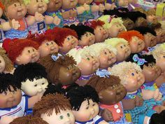 The dolls were originally invented by a Kentucky artist named Martha Nelson Thomas, but the design was stolen and transformed into a multibillion-dollar franchise. Martha never saw a penny.