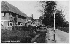 Stationsweg Maarssen (jaartal: 1950 tot 1960) - Foto's SERC