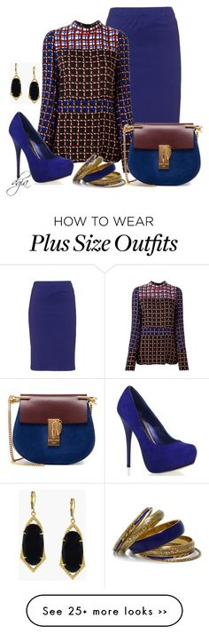 """""""Chloe Bag"""" by dgia on Polyvore"""