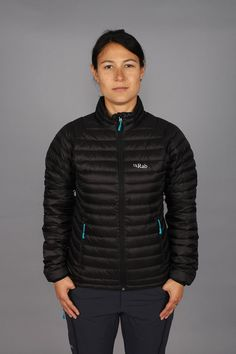 Women's Microlight Jacket | Rab® UK