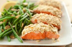 Matzoh-Crusted Wild Salmon from 5 Delicious Recipes for Your Leftover Matzoh Slideshow