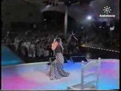 silvia moreno flamenco bulerias - YouTube