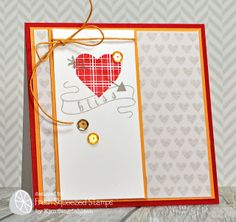 Fresh Squeezed Bliss from Joyful Creations with Kim.  Stamps by Fresh Squeezed Stamps.