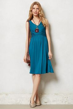 I really want this dress. Elementary Jersey Dress #anthropologie #anthrofav