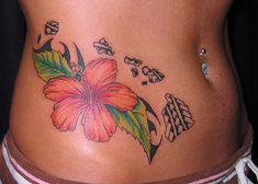 Hawaiian Tattoos