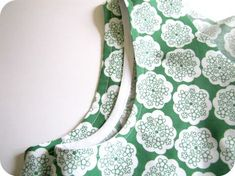 Adding bias to the inside edge of a garment is one of my favourite finishes. It gives a professional look as there are no hems left exposed...