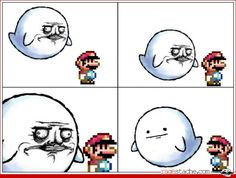 The 20 Most Awkward ME GUSTA Rage Comics - - - Ghostly Gusta - - Rage Comics - Ragestache
