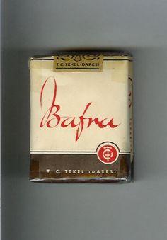 Tarihimizden Enterasan 25 Sigara Paketi