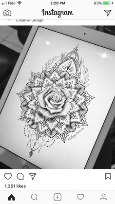 design your tattoos Dope Tattoos, Skull Tattoos, Leg Tattoos, Body Art Tattoos, Sleeve Tattoos, Octopus Tattoos, Mandala Thigh Tattoo, Floral Thigh Tattoos, Ankle Tattoo