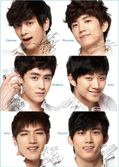 "2PM ""Coway~"""