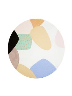 J O H A N N A T A G A D A - Johanna Tagada is a French abstract painter and interdisciplinary artist based in Berlin (she shares a home studio with her boyfriend who also happens to be a very talented...