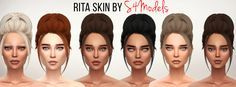skins the sims 4 - Pesquisa Google