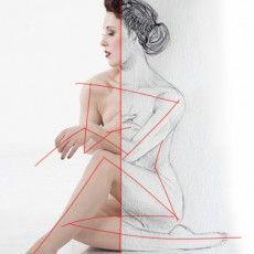 technique de dessin pour dessiner facilement le corps humain