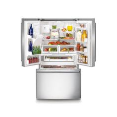 Electrolux EEI27BS26JS IQ -Touch French Door Refrigerator - Stainless Steel at Ferguson.com