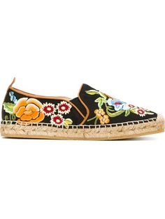 Comprar Etro flower embroidered espadrilles en Yusty from the world's best independent boutiques at farfetch.com. Descubre 400 boutiques en 1 sola dirección.