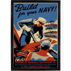 Build for your Navy