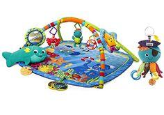 Baby Einstein Nautical Friends Play Gym with Sensory Toy
