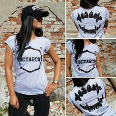#octagongdynia #sklepoctagon #octagon #odziezuliczna #t-shirt_damski #zęby